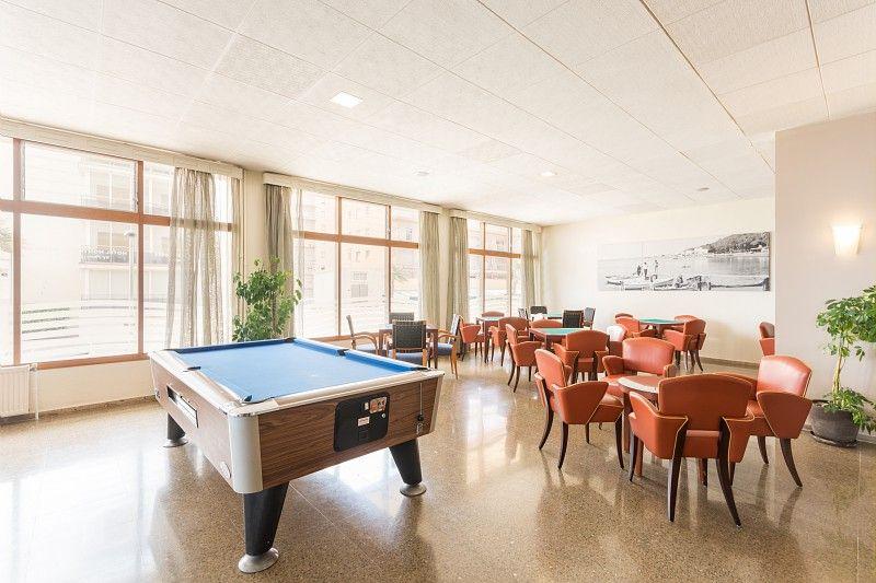 Lounge | Hotel Monterrey Roses | Roses - Gerona