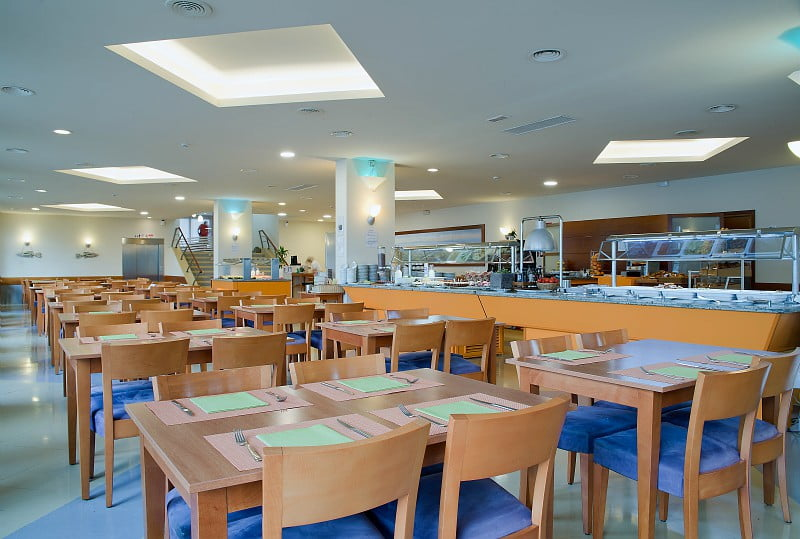 Restaurante | Hotel Monterrey Roses | Roses - Gerona