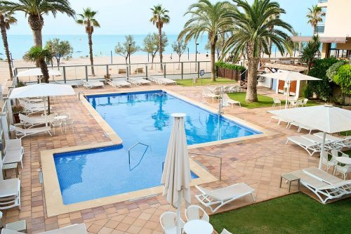 Piscina | Hotel Monterrey Roses | Roses - Gerona